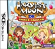 Logo Emulateurs Harvest Moon DS - Grand Bazaar